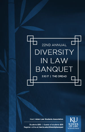 22nd Annual Diversity in Law Banquet