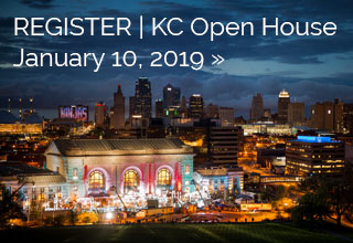 Register for a KU Law's Winter Open House on January 10