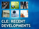 In focus: Recent Developments in the Law CLE