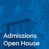 In focus: Admissions Open House Events