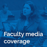 In focus: KU Law faculty media coverage