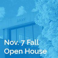 In focus: KU Law Fall Open House | Nov. 7, 2018