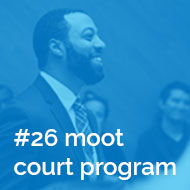 In focus: #26 ranking for KU Law moot court program