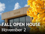 In focus: Register for the Fall Open House | November 2, 2016
