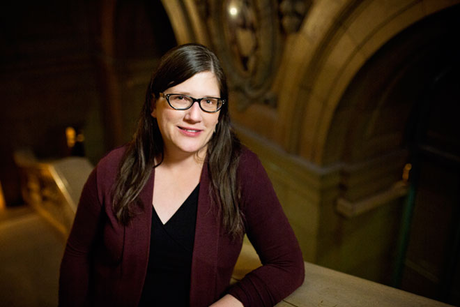 Sarah Deer, Fall 2016 Langston Hughes Visiting Professor