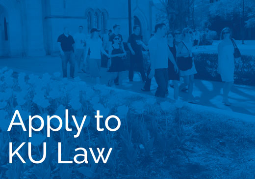 In focus: Apply to KU Law