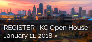 Register for the Winter Open House in Kansas City | January 11, 2018