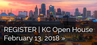 Register for the Winter Open House in Kansas City | February 13, 2018