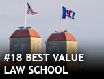 In focus: #18 Best Value Law School ranking