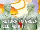 In focus: Return to Green CLE | April 17, 2015