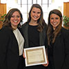 Students advance to national finals in transactional law competition
