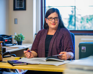 Sarah Deer, L'99, recipient of a 2014 MacArthur Fellowship